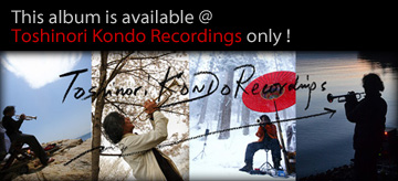 This album is available @ Toshinori Kondo Recordings only !